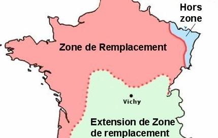 Zone de Remplacement