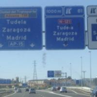 Jaen, Espagne - Comment je me suis perdu sur les routes andalouses en pleine nuit