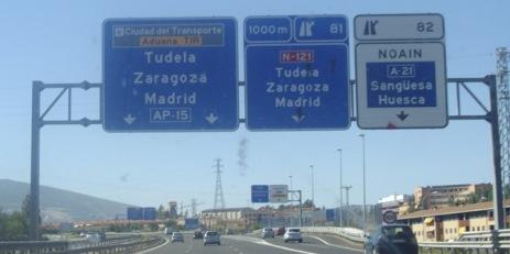 Signalisation Espagnole