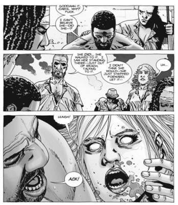 walking dead Comics