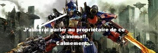 Optimus Prime pas causant