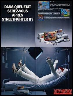 Pub Street Fighter II