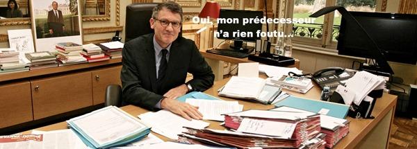 ministrebureau