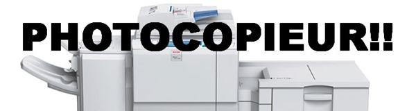 photocopiuer