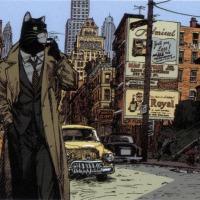 Mes bandes dessinées #25 : Blacksad