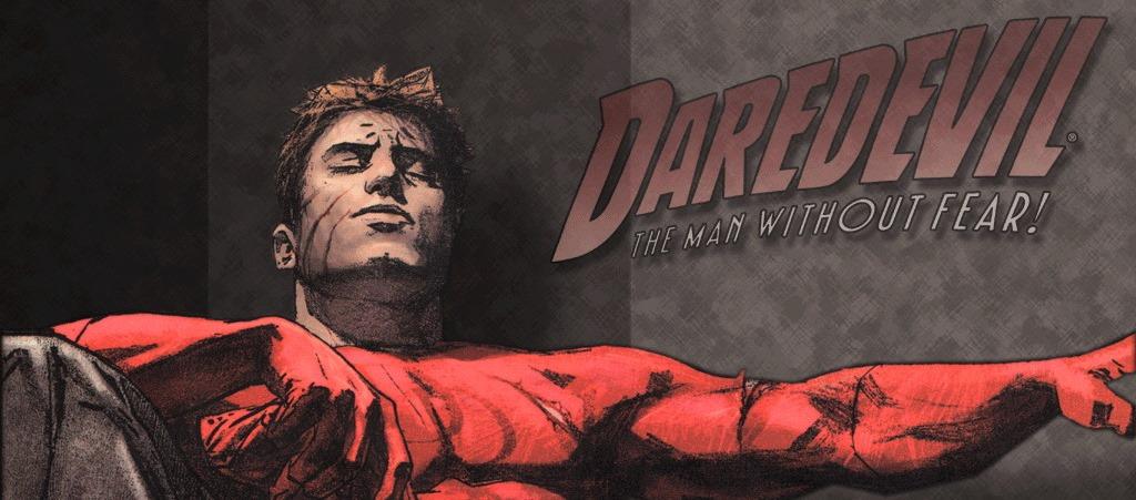 comic MARV daredevil
