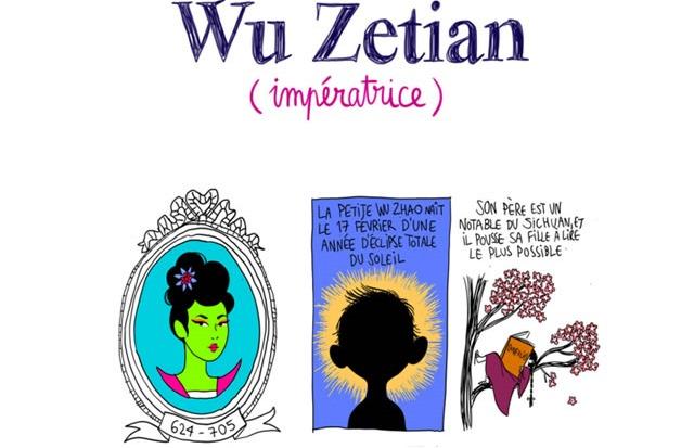 les-culottees-wu-zetian-penelope-bagieu