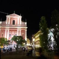 Ljubljana, Slovénie – Mon arrivée sur terre Slovène