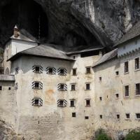 Château de Predjama, Slovénie – La légende d'Erasme